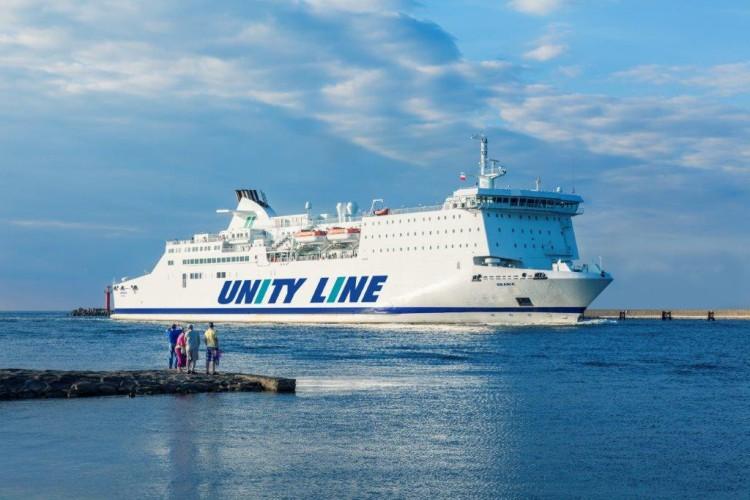 Unity Line znów łączy Polskę i Skandynawię - GospodarkaMorska.pl