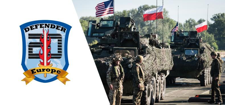 Dowódcy o Defender-Europe: nic nie zastąpi ćwiczeń wojsk - GospodarkaMorska.pl