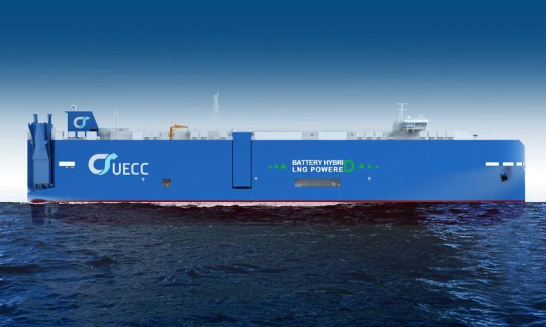 Norweski armator zamówił drugi samochodowiec napędzany LNG - GospodarkaMorska.pl