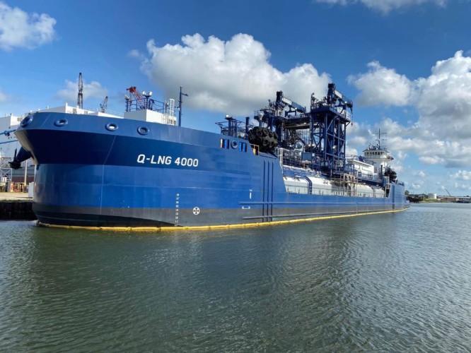 Q-LNG odbierze swoją pierwszą nową jednostkę - GospodarkaMorska.pl