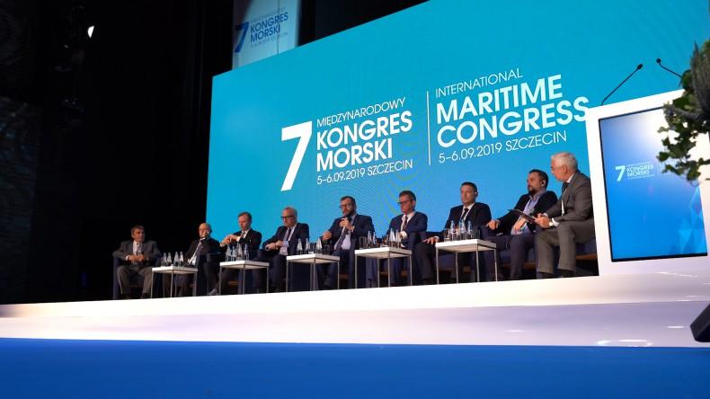 W Szczecinie trwa 7. Międzynarodowy Kongres Morski - GospodarkaMorska.pl