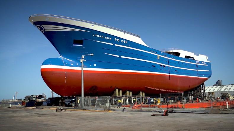 Tak powstają statki w Karstensen Shipyard Poland - GospodarkaMorska.pl