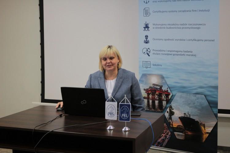 PRS dzieli się doświadczeniem i wiedzą naukowo-badawczą ze studentami PG - GospodarkaMorska.pl