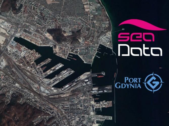 Port Gdynia przedłuża współpracę z SeaData - GospodarkaMorska.pl