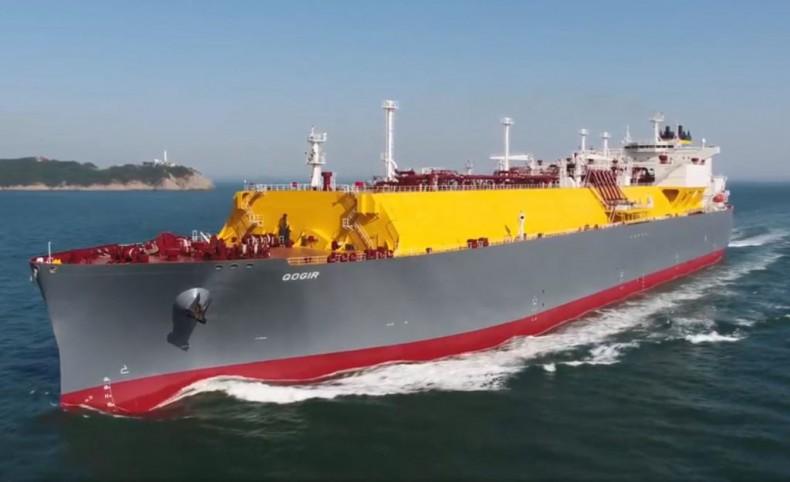 Nowy gazowiec LNG dostarczony Totalowi - GospodarkaMorska.pl