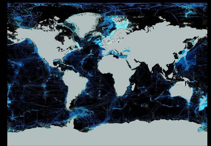 Globalna mapa dna oceanów powstaje pomimo kryzysu - GospodarkaMorska.pl