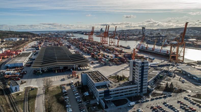 Port Gdynia: Nowoczesny model BIM w idei #smartport - GospodarkaMorska.pl