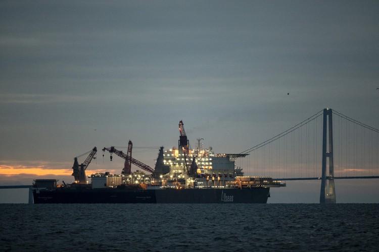 Dania wydała zgodę na przesył gazu przez Nord Stream 2 na swoich wodach  - GospodarkaMorska.pl