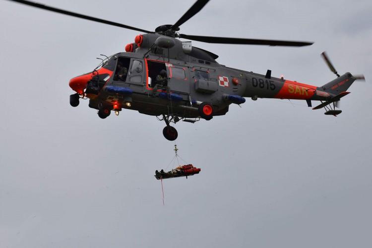 Dwie akcje ratownicze BLMW na Morzu Bałtyckim - GospodarkaMorska.pl