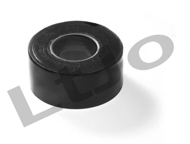 rolka metalowo - gumowa