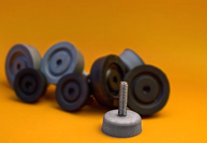 stopki nózki gumowe silikonowe m6 m10