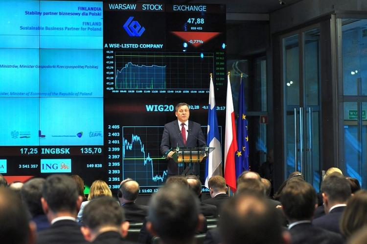 Polsko-Fińskie Forum Gospodarcze - nowy impuls dla wspólnych relacji gospodarczych - GospodarkaMorska.pl