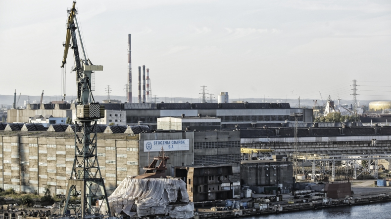 NIK negatywnie o realizacji planu restrukturyzacji Stoczni Gdańsk - GospodarkaMorska.pl