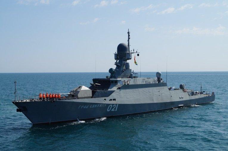 Następny okręt rakietowy dla Czarnomorskiej Floty - GospodarkaMorska.pl