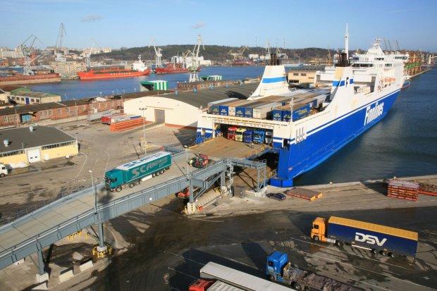 Port Gdynia zakończył inwestycję wartą ponad 100 mln zł - GospodarkaMorska.pl
