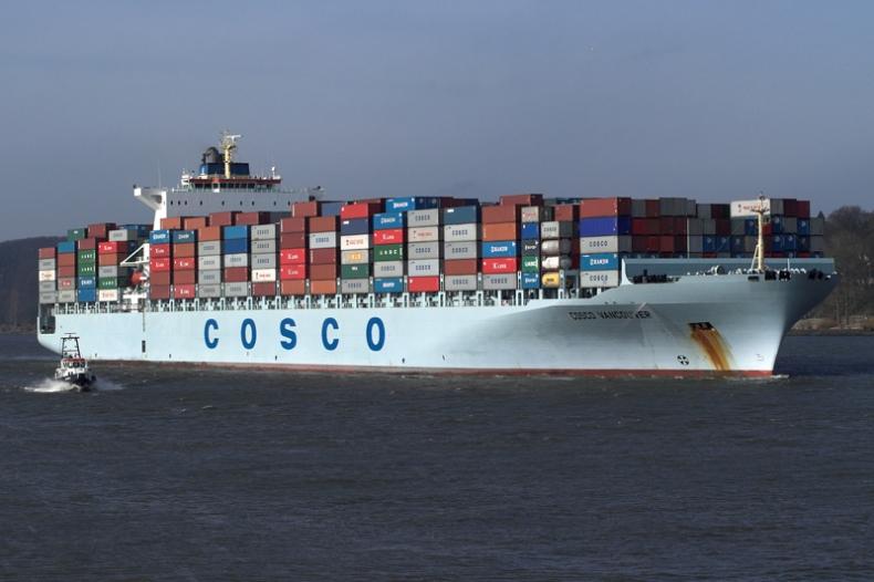 Cosco złomuje kolejne statki - GospodarkaMorska.pl