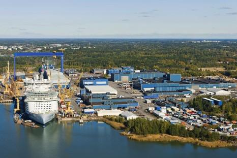 Meyer Werft wykupił wszystkie udziały w stoczni w Turku - GospodarkaMorska.pl