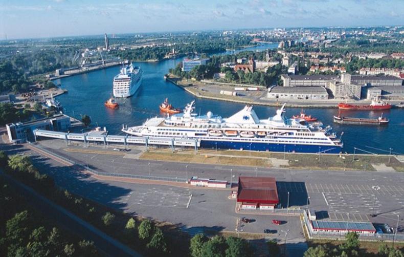 Terminal promowy Westerplatte nową bazą PŻB w Gdańsku - GospodarkaMorska.pl