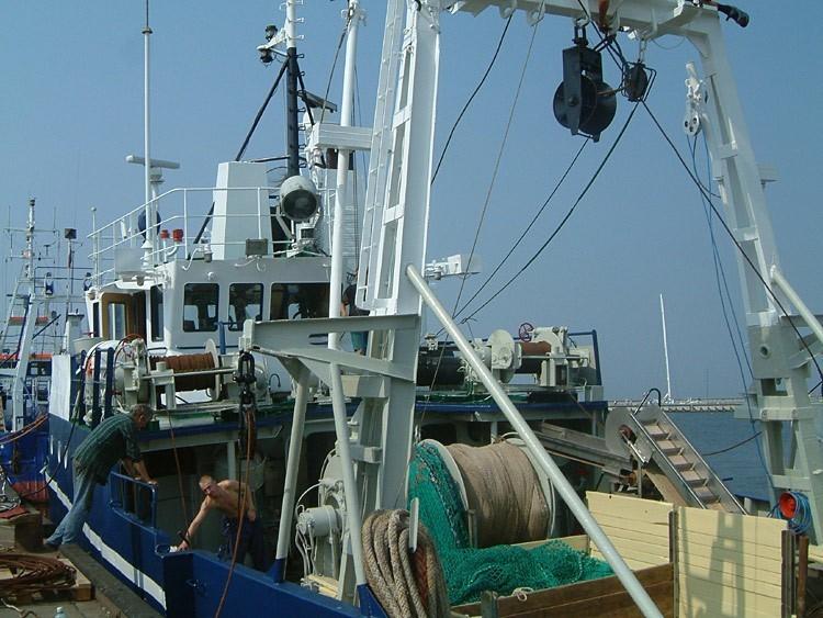 ARiMR - imponujące zmiany w sektorze rybackim - GospodarkaMorska.pl