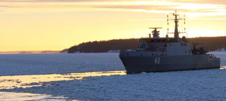 Fińskie siły morskie zaatakowały niezidentyfikowany okręt podwodny - GospodarkaMorska.pl