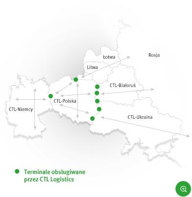 Niezłe wyniki Grupy CTL Logistics w trudnych realiach rynku - GospodarkaMorska.pl