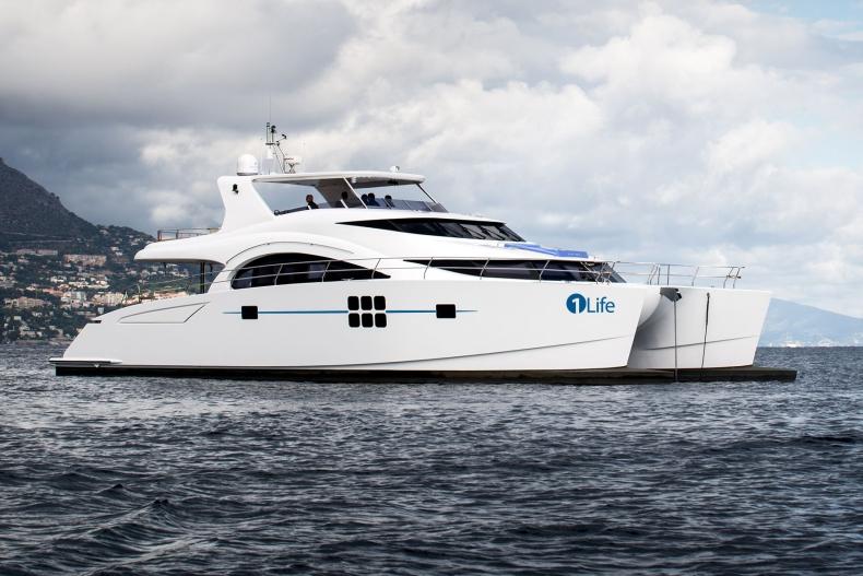 Ekskluzywne jachty Sunreef Yachts - GospodarkaMorska.pl