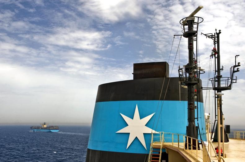 Świetne wyniki grupy Maersk w I kwartale 2015 - GospodarkaMorska.pl