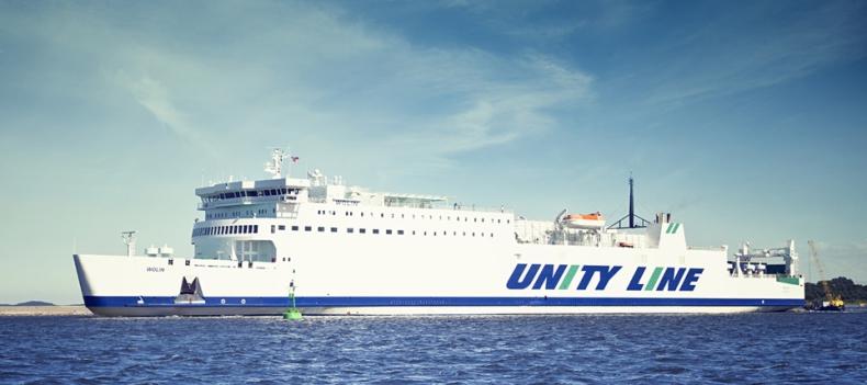 Prom Wolin i 20-lecie Unity Line - GospodarkaMorska.pl