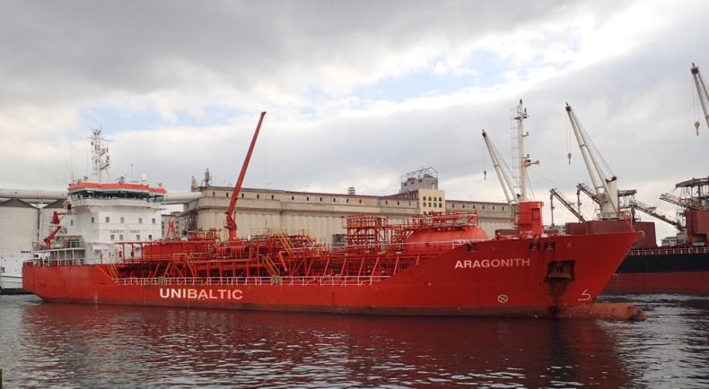 Unibaltic powiększył swoją flotę - GospodarkaMorska.pl