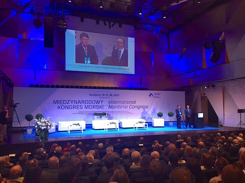 Ruszył 3. Międzynarodowy Kongres Morski w Szczecinie - GospodarkaMorska.pl