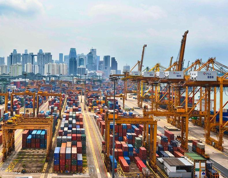 Singapur najatrakcyjniejszym miastem portowym na świecie - GospodarkaMorska.pl