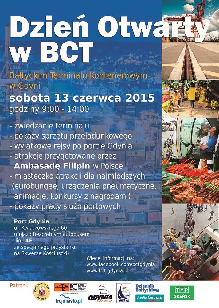 Dzień otwarty BCT już w sobotę! - GospodarkaMorska.pl
