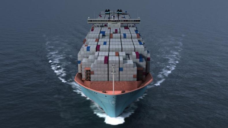 Giganci kontenerowi stanowią już ponad jedną trzecią rynku - GospodarkaMorska.pl