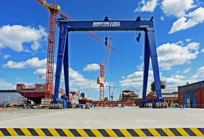 Remontowa Holding rozwija się dzięki modernizacjom i zamówieniom na statki pasażersko-samochodowe - GospodarkaMorska.pl