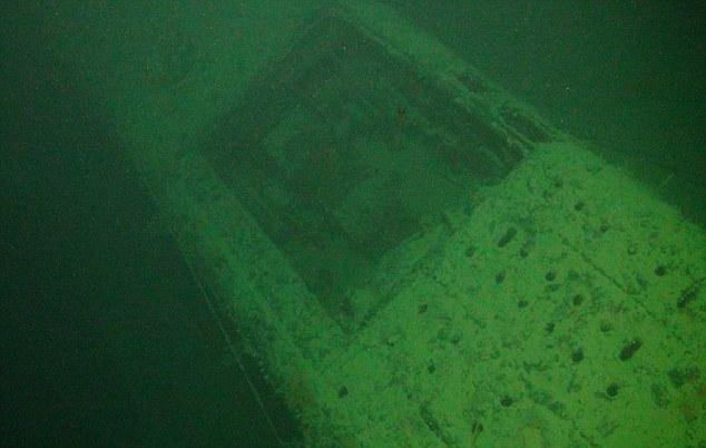 Brytyjska marynarka odnalazła wrak okrętu podwodnego sprzed 72 lat - GospodarkaMorska.pl