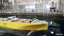 Płetwa wieloryba sposobem na wydajniejszą żeglugę? - GospodarkaMorska.pl