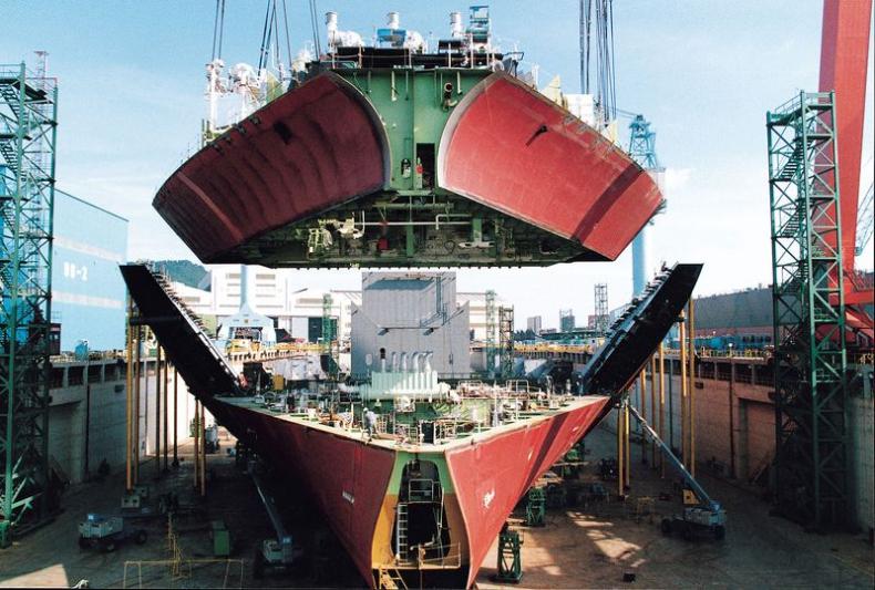 Statek w budowie, a zabezpieczenie roszczeń. Cz.2 - GospodarkaMorska.pl