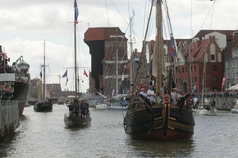 Już jutro rozpoczyna się morska przygoda z Baltic Sail Gdańsk - impreza potrwa do niedzieli - GospodarkaMorska.pl
