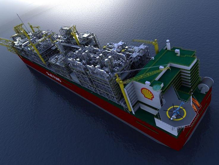 Shell zamawia trzy pływające terminale LNG warte miliardy dolarów - GospodarkaMorska.pl
