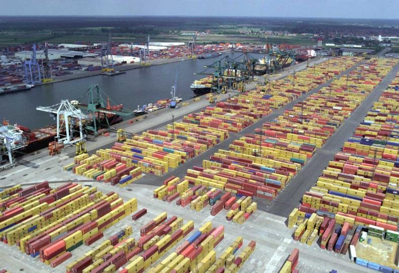 Szykuje się ciężki rok dla portów z Północnej Europy. Spada import i eksport - GospodarkaMorska.pl