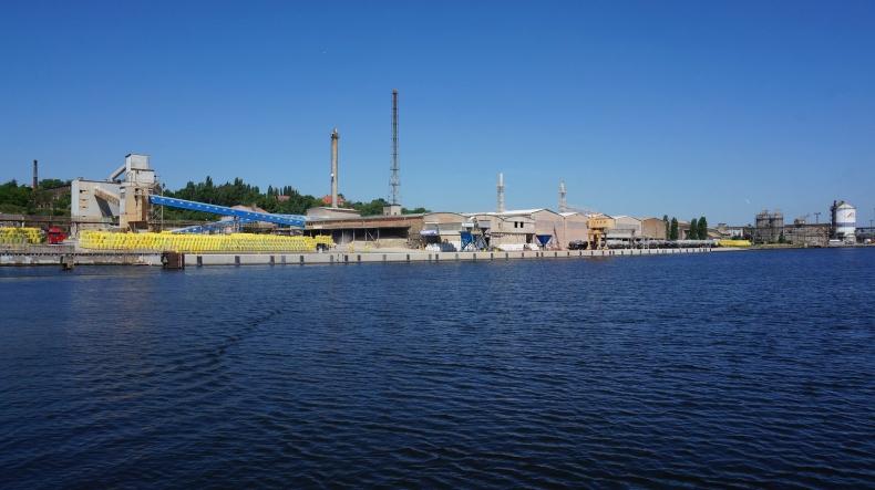 W Szczecinie zmodernizowano kolejne nabrzeże - GospodarkaMorska.pl
