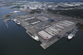 Port w Göteborgu gotowy na ekologiczną rewolucję - GospodarkaMorska.pl