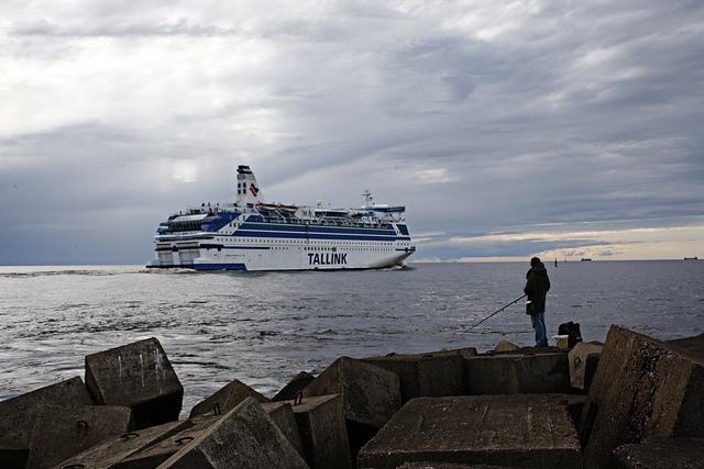 Szwedzki i estoński port wywalczyły dofinansowanie - GospodarkaMorska.pl