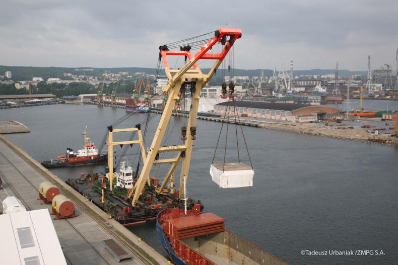 Zbudowane we Wrocławiu generatory trafią z Gdyni do USA i Indii (FOTO) - GospodarkaMorska.pl