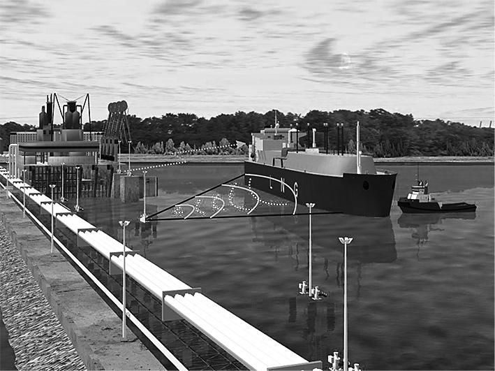Słoweński port Koper zakupił nowoczesny system stworzony przez Akademię Morską - GospodarkaMorska.pl