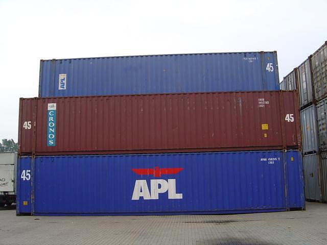 MIR wyraziło zgodę na większe kontenery w Polsce - GospodarkaMorska.pl