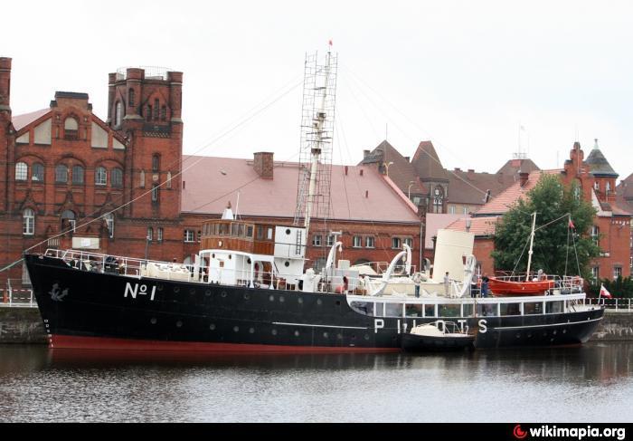 Historyczny statek Bembridge będzie wystawiony na sprzedaż. Czy zostanie w Szczecinie? - GospodarkaMorska.pl
