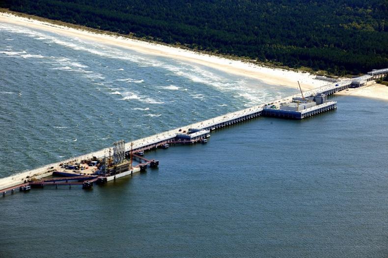 Świnoujście stanie się elitarnym portem dzięki terminalowi LNG - GospodarkaMorska.pl