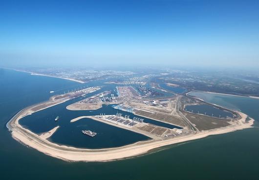 Czołowy europejski port ze wzrostem przeładunków - GospodarkaMorska.pl