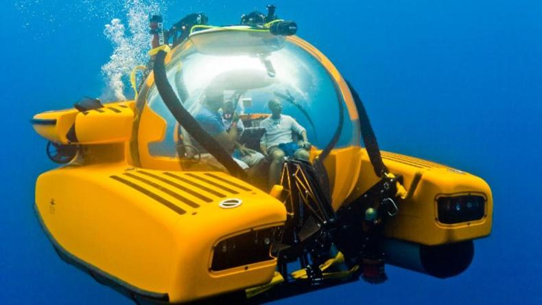 W Stanach budują prywatną łódź podwodną dla miliardera. Zobacz jak powstaje (WIDEO) - GospodarkaMorska.pl